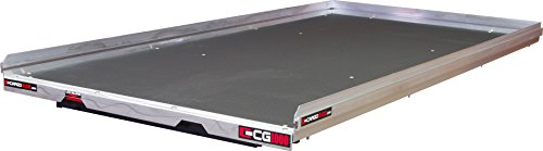 CargoGlide CG1000-6548 - 1000 lb. Capacity 75% Extension Truck,Van, and SUV Slide Out Tray - 65' Long & 49.25' Wide