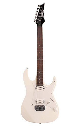 Ibanez 6 String Solid-Body Electric Guitar, Right, White (GRX20WWH)