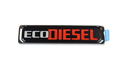 Neue OEM Dodge Ram ecodiesel Embleme Schriftzug RAM ecodiesel von Mopar