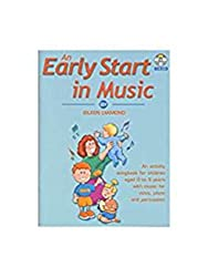 Diamond: An Early Start In Music. CD, Partitions pour Piano, Chant et Guitare (Symboles d\'Accords)