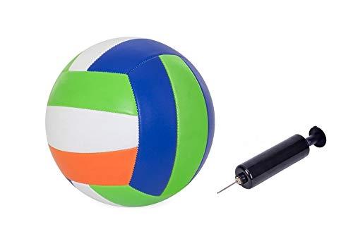Club Nautico Pelota Balón Voley Playa Multicolor con Bomba