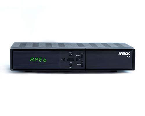 Receptor Combo APEBOX Ci Common Interface DVB-S2/T2/C