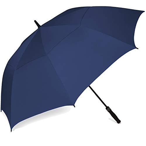 BAGAIL Golf Umbrella 68/62/58 Inch Large Oversize Double Canopy Vented Automatic Open...