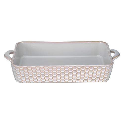 Ninepeak Baking Dish Lasagna Pan Ceramic 135 Inch x 75 Inch