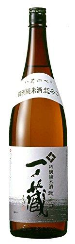 一ノ蔵 特別純米酒 超辛口 1800ml [宮城県]