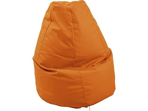 HABA 90859 Bean Bag Stuhl, 200 l, Rollenspiele & Zimmer Zubehör, für Kinder, Orange