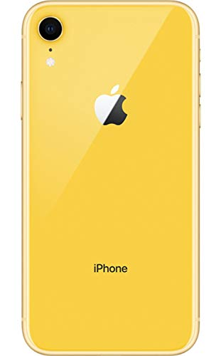 Apple iPhone XR, 64GB, Yellow - For T-Mobile (Renewed)