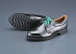 エスコ 25.0cm耐電作業靴(絶縁ゴム底) EA998VN-25