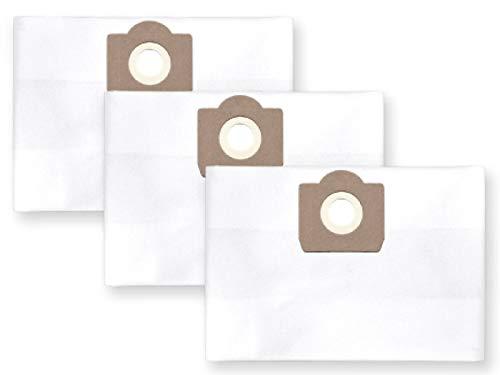 3 bolsas fieltro polvo 6 capas Lavor Kronos, Zeus