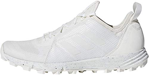 Adidas Terrex Agravic Speed W, Zapatillas de Trail Running Mujer, Blanco (Nondye/Ftwbla/Blatiz 000), 36 2/3 EU