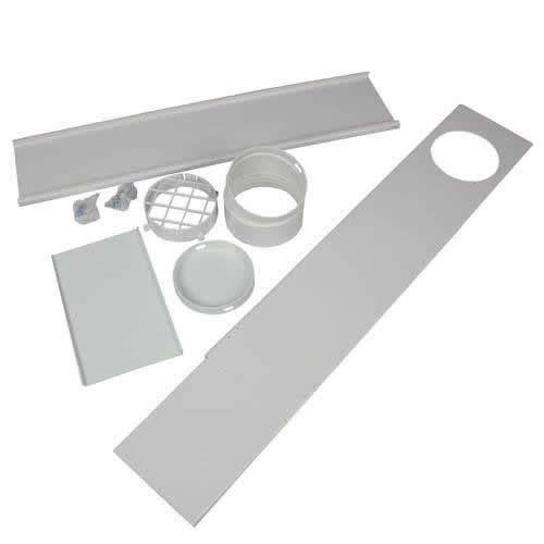 EdgeStar APPK2010 Upgraded Portable AC Vent Kit for Sliding Glass Doors and Large Windows