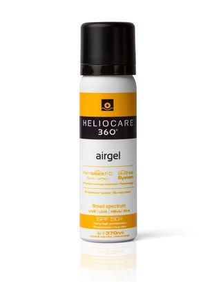 Heliocare 360° Airgel SPF 50+, UVA/UVB & Infrarot-Schutz, 60ml