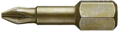 10PCS Wera Torsion Extra Hard Bit 25mm PH1 PZ1 PH2 PZ2 PH3 PZ3 for Impact Driver (PH1)