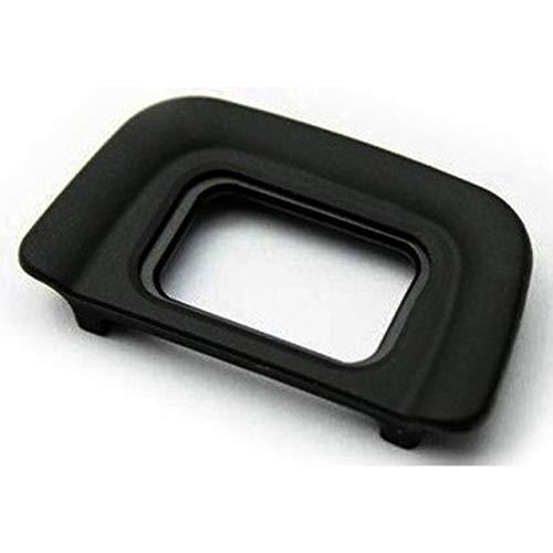 DK-20 Visor Eye Cup Eyepiece Eye Mask para Nikon D3200 D70S D3100 Accesorios para cámara (Negro) Jasnyfall