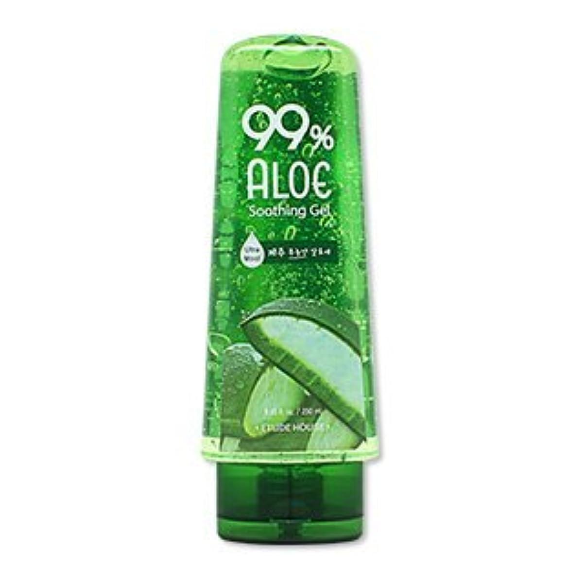抑圧作者酸っぱいETUDE HOUSE 99% Aloe Soothing Gel 250ml/エチュードハウス 99% アロエ スージング ジェル 250ml