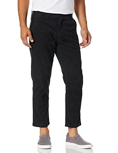 Quiksilver Herren DISARAY Cord Pant Unterhose, Tarmac, 48
