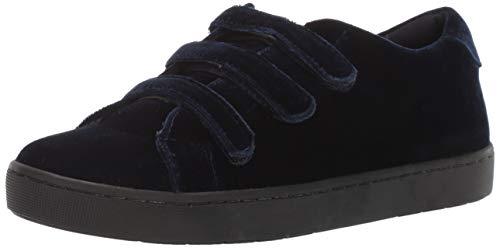 Easy Street Women's Strive Sneaker, Navy Velvet, 6 N US