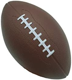 LMC Products Youth Football Junior Football Brown 9 Kids Football for Peewee Football product image