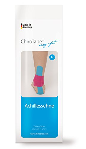 ChiroTape® easy-fit - Achillessehne / Ferse / Hacken
