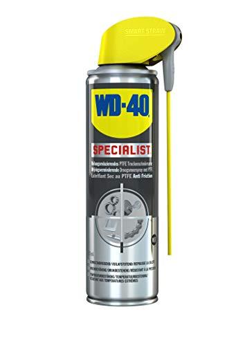 WD-40 Specialist PTFE Trockenschmierspray Smart Straw 250 ml