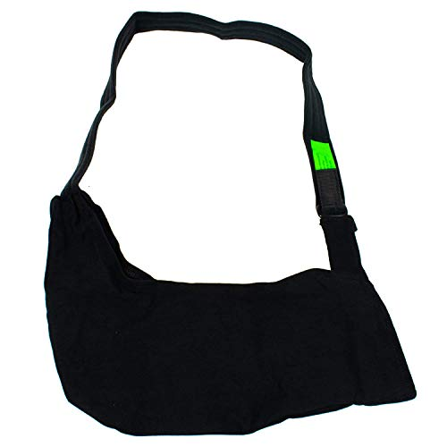 Joslin Ultimate Arm Sling Supports Weight of Arm Evenly to Eliminate Pressure Points While Dramatically Reducing Neck Fatigue, Made of Soft Breathable Cotton Spandex Fabric, Average Adult Sling