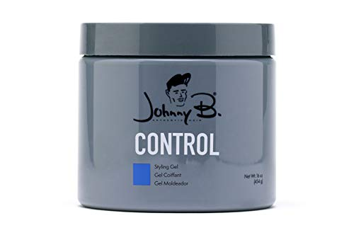 JOHNNY B. Control Styling Gel, 16 oz