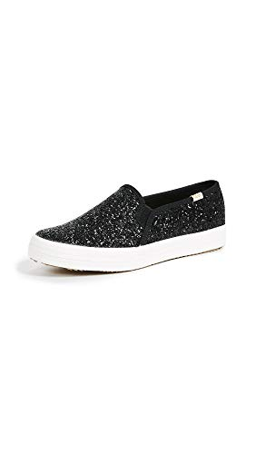 Keds Damen X Kate Spade Double Decker Slipper Sneakers, Schwarz (schwarz), 35.5 EU