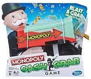 Hasbro Gaming Monopoly Cash Grab