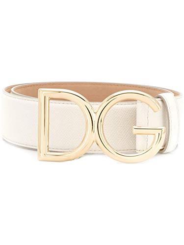 Luxury Fashion | Dolce E Gabbana Donna BE1331A100180001 Bianco Cintura | Autunno Inverno 19