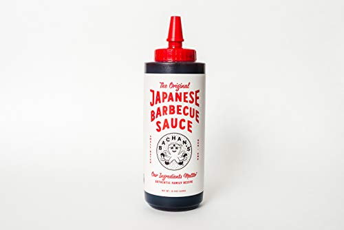 Bachan's, Sauce Barbecue Japanese The Original, 16.5 Ounce