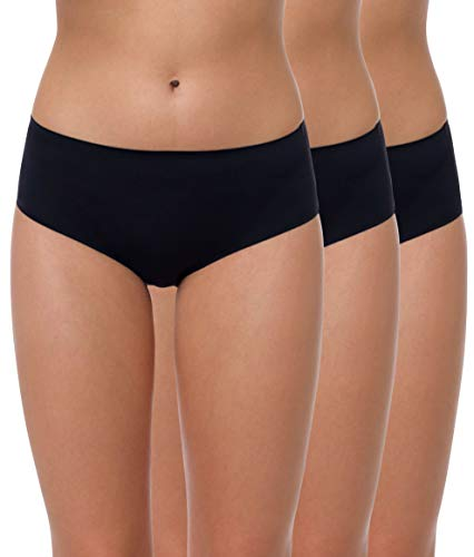 Yenita® - Donna 3 Pack Slip Bikini Invisibile Seamless Ultimate