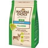 ナチュラルチョイス ラム&玄米 中型犬用 成犬用 7.5kg×2個セット