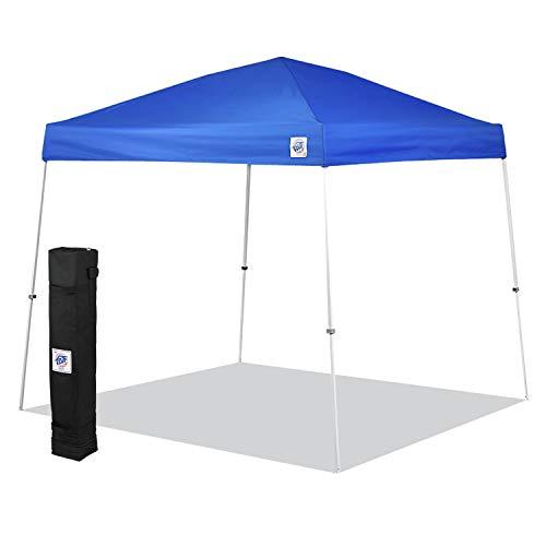 E-Z UP SR9104BL Sierra II 10 by 10-Feet Canopy, Blue, Royal Blue, 10