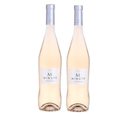 M de Minuty Cotes de Provence Rose 2019/2020 75cl (Case of 2)
