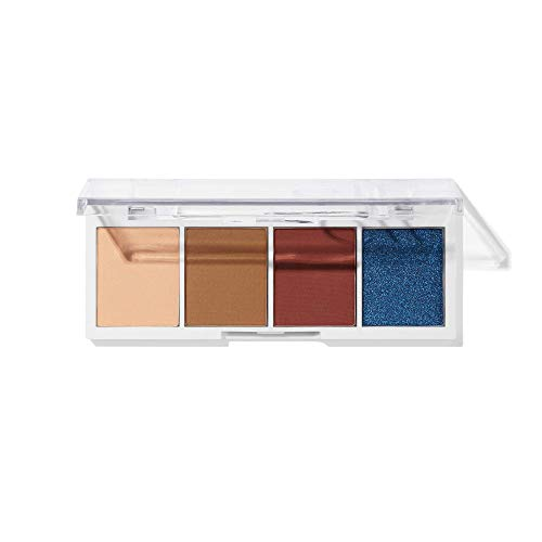 e.l.f, Bite-Size Eyeshadows, Creamy, Blendable, Ultra-Pigmented, Easy to Apply, Carnival Candy, Matte & Shimmer, 0.12 Oz