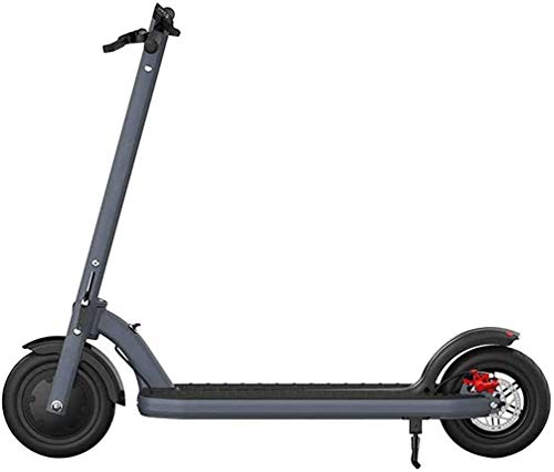 Portable Electric Scooter Adult 300W, Up To 22MPH, 8.5-inch Pneumatic Tires, LCD Display, Foldable Scooter, Adult Commuter Electric Scooter, Outdoor Riding Transportation LATT LIV