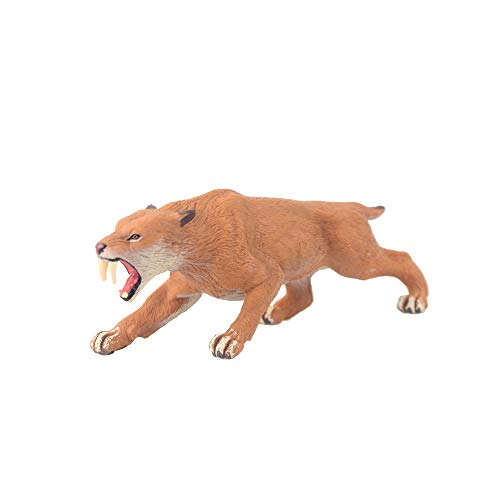 Yeooyoor Saber-Toothed Tiger Wild Animal Statue