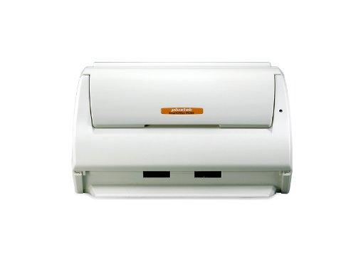 Plustek SmartOffice PS283 600 x 600 DPI ADF- - Scanner (216 x 356 mm, 600 x 600 DPI, 48 Bit, 24 Bit, 25 Seiten pro Minute, 4 Seiten pro Minute)