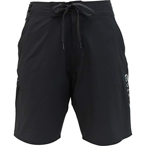 AFTCO Pivot Boardshorts - Black - 40