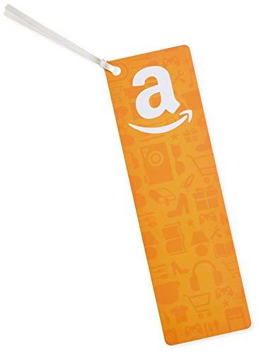 Amazon.de Geschenkkarte als Lesezeichen - 50 EUR (Amazon A)