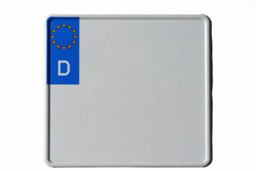 EU Motorrad Kennzeichen 220x200mm