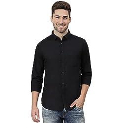 Dennis Lingo Mens Cotton Casual Shirt