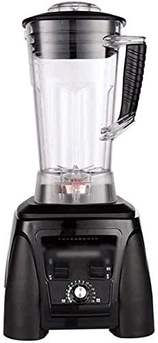 SHKUU Licuadora Hielo trituradora Licuadora Cocina para Batidos y Batidos Máquina Bebidas congeladas Licuadora encimera Alta Capacidad Profesional con autolimpiante Máquina Bebidas congeladas