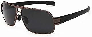 نظارات شمسية رياضية مربعة مستقطبة للرجال