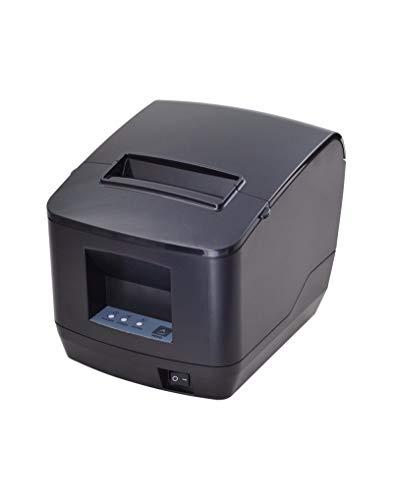 ITP-73. Impresora térmica de 80 mm, con Cortador, Velocidad 200 mm/seg, Interface RS232 y USB.