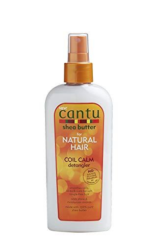 Cantu Spray Démêlant Karité Cheveux Bouclés Coil Calm Detangler 237 ml
