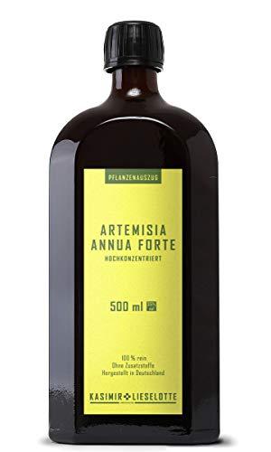 Artemisia Annua Forte 500ml, hochkonzentrierter Pflanzenauszug des Einjährigen Beifußes