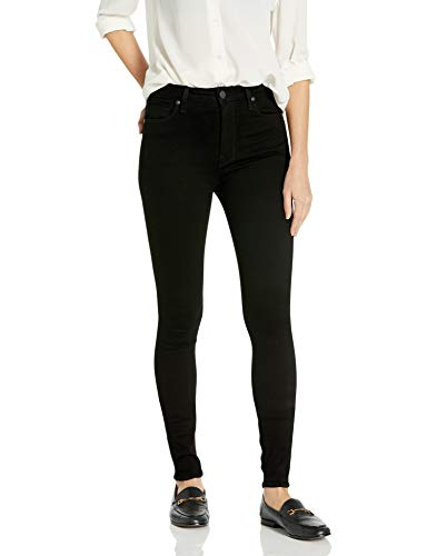 Parker Smith Women's Bombshell High Rise Skinny Jeans, Noir, 25