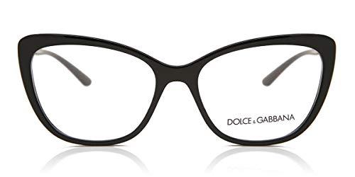 Dolce & Gabbana 0DG5039 Occhiali da Sole, Nero (Black), 54 Donna