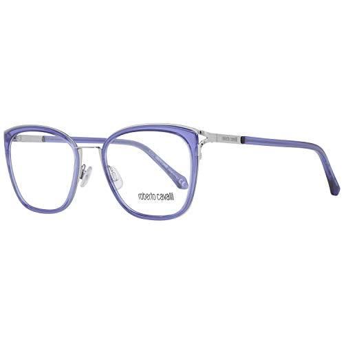 Roberto Cavalli RC5071 Gafas de sol, Morado (Viola Luc), 52.0 Unisex Adulto